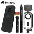 Insta360 Een X Action Camera 360 Panoramische Camera 5.7K Video 18MP EEN X Onzichtbare Selfie Stick Bullet Tijd Venture case Lens Cap