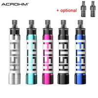 pre order Original Acrohm Fush Nano Pod Kit 1.5ml pod with 550mAh Battery MTL /DTL Top filling Airflow Control Vape pen