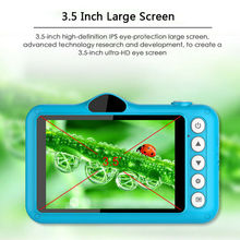 3.5inch HD 1080P Mini Camera Camcorder Toy Cute Rechargeable Rechargeable Camcor
