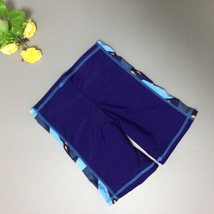 2017 New Style Hot Selling South Korea Big Kid Men And Treasure Bathing Suit Long Sleeve Sun-resistant Little Boy Swimwear