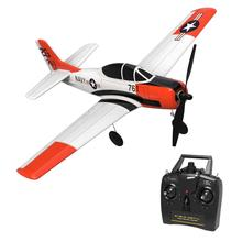 Rc-Airplane RTF Rc-Warbird Aerobatic T-28 with Xpilot-Stabilizer/one-Key 761-9 VOLANTEXRC
