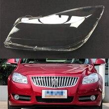 Reflektor samochodowy obiektyw dla Buick Regal 2009 2010 2011 2012 2013 osłona reflektora wymiana Auto powłoki