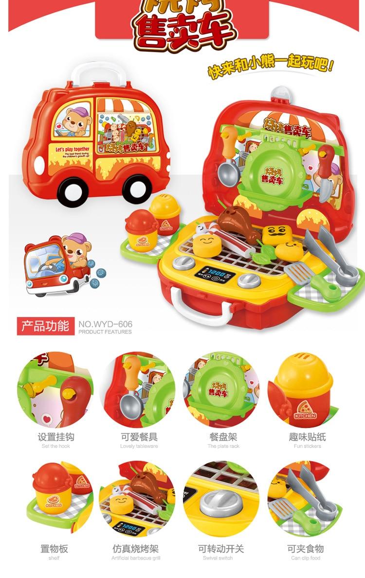 Cheap Brinquedos de cozinha