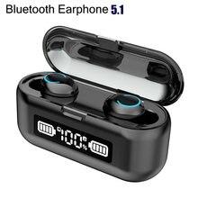 Bluetooth наушники f9 с шумоподавлением tws