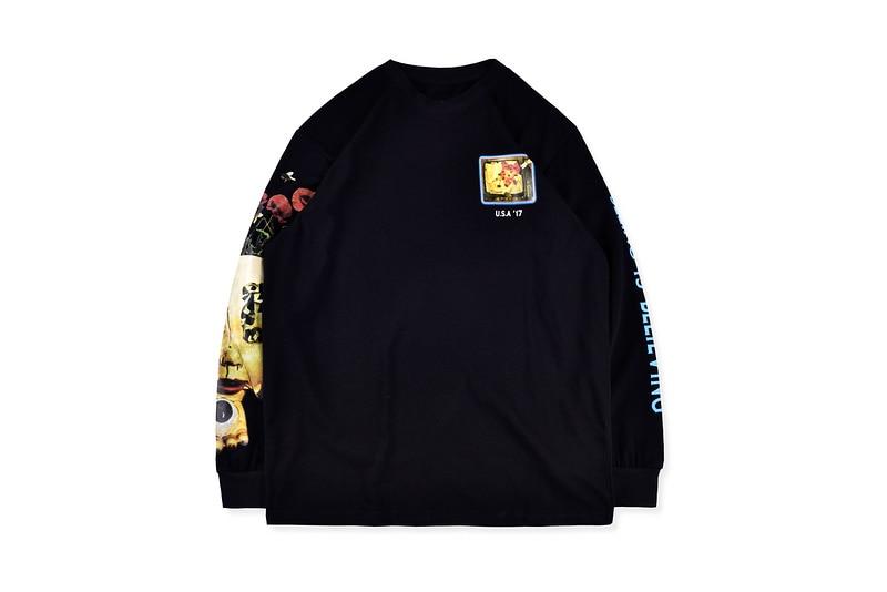 2020 Travis Scott Cactus Jack Seeing is Believing Long Sleeve T Shirts Men Women O-Neck Tees Hiphop Men Cotton T Shirt