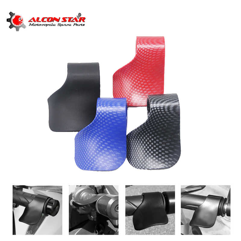 Alconstar-สำหรับ Universal รถจักรยานยนต์คันเร่ง Assist WRIST REST CLAMP Cruise Aid Grips Hand Bar Booster Handle Cramp CLIP