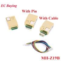 MH-Z19 MH-Z19B Infrarot CO2 Sensor Modul Kohlendioxid Gas Sensor für CO2 Monitor 0-5000ppm MH Z19B NDIR