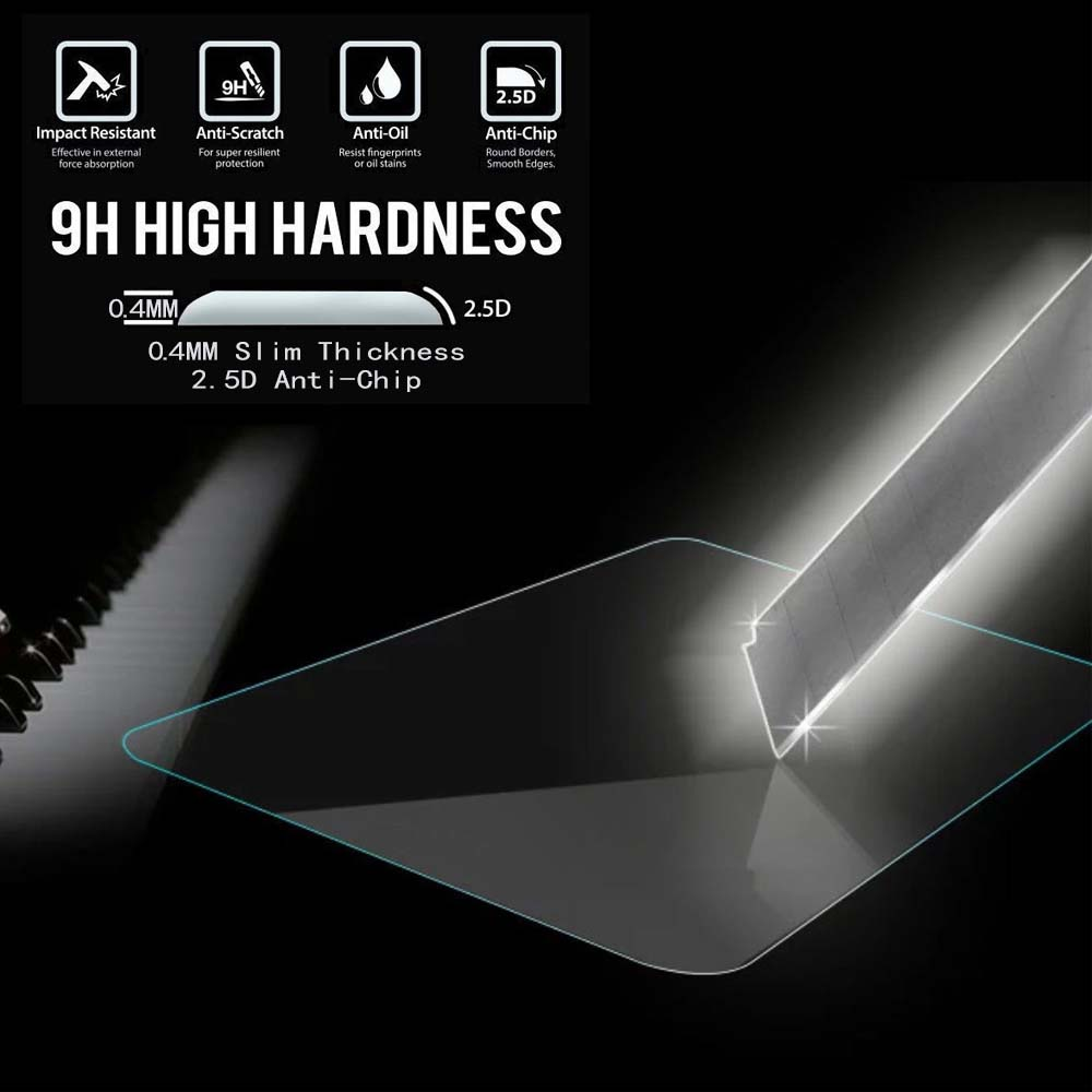 For Samsung Galaxy Note 10.1 N8000 n8010 -Premium Tablet 9H Tempered Glass Screen Protector Film Protector Guard Cover