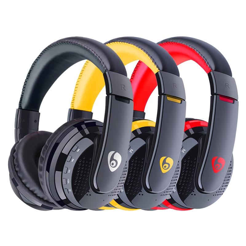 New Gaming Wireless Bluetooth Headset With Mic Hifi Deep Bass Noise Canceling Headphone For Pc Computer Gamer Laptop Mp3 Phone Earphones Headphones Aliexpress