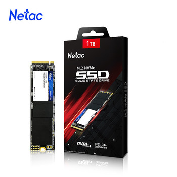 Netac M.2 SSD M2 1TB 500GB 250GB PCIe NVME SSD interna unidades de estado sólido SSD M.2 2280 HDD disco duro para computadora portátil de escritorio