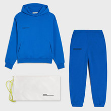Męskie dresy dwuczęściowy luźna bluza Sweatpant sportowe długie spodnie do biegania potu 2 sztuka dresy stroje jednokolorowe zestawy