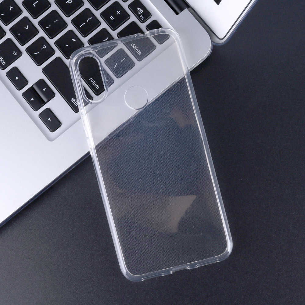 For UMIDIGI Power Cases TPU Silicone Soft Transparent Clear Cases Waterproof Phone Casing for UMI Power Back Phone Cover