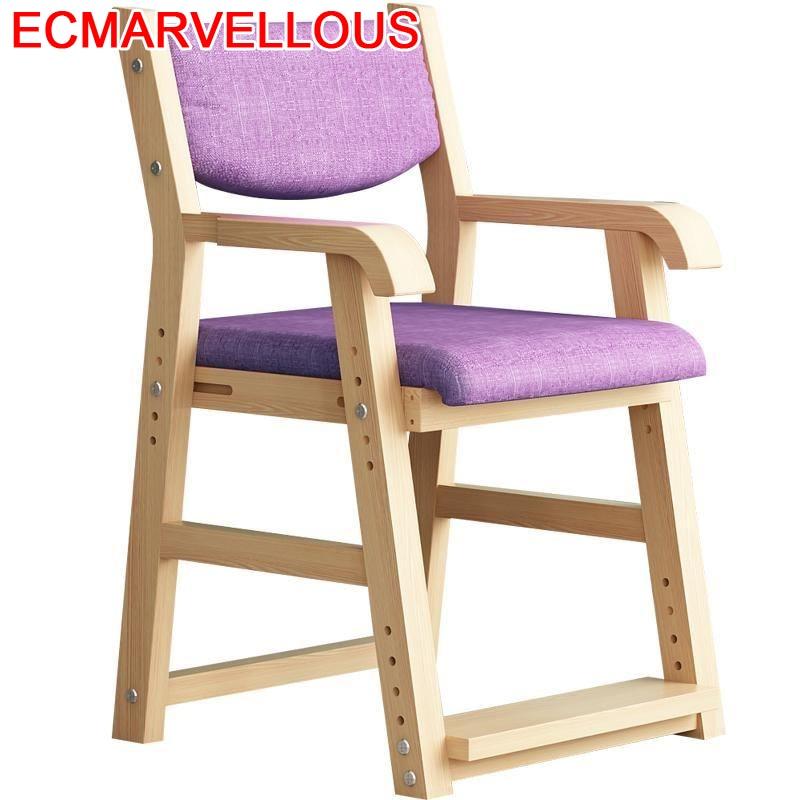 Mobiliario Tabouret Table Silla Infantiles Meuble Adjustable Kids Cadeira Infantil Chaise Enfant Baby Furniture Children Chair