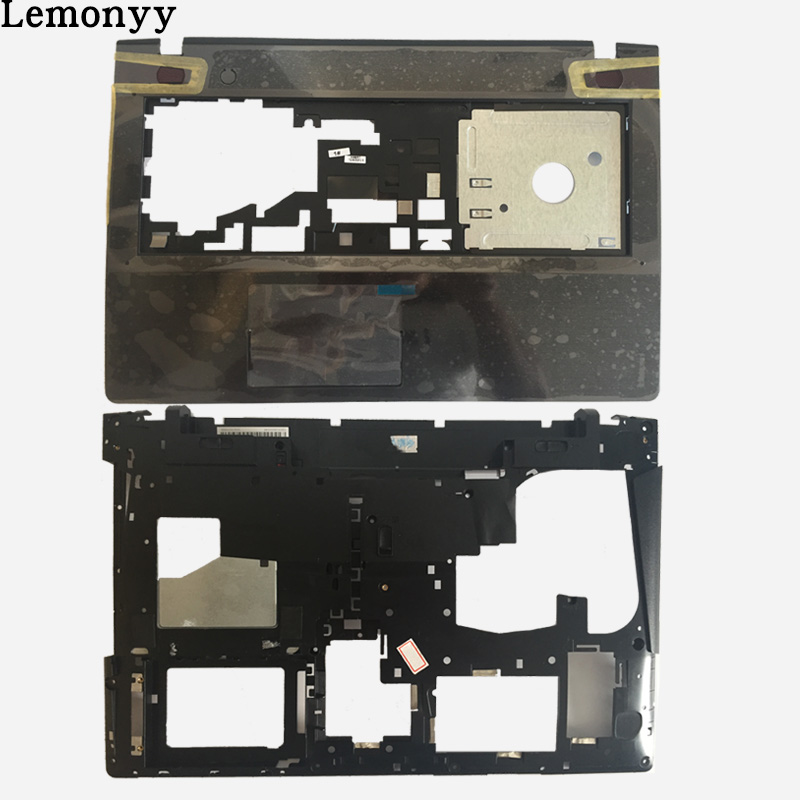 New For Lenovo Ideapad Y500 Y510 Y510P Palmrest Upper Case Cover NO Touchpad AP0RR00050/Laptop Bottom Base Case Cover AP0RR00070