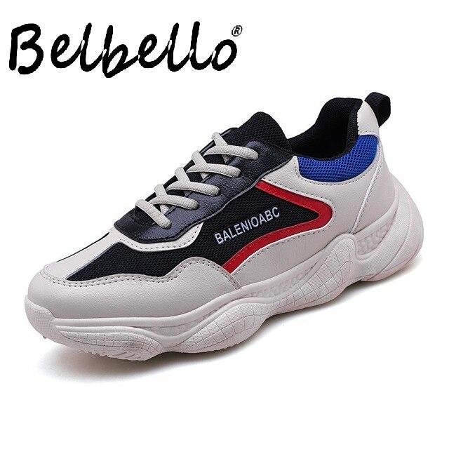 Novo estilo de esportes único sapato de corrida sapato masculino moda velho pai sapato baixo-up coco sapato lazer maré sapato