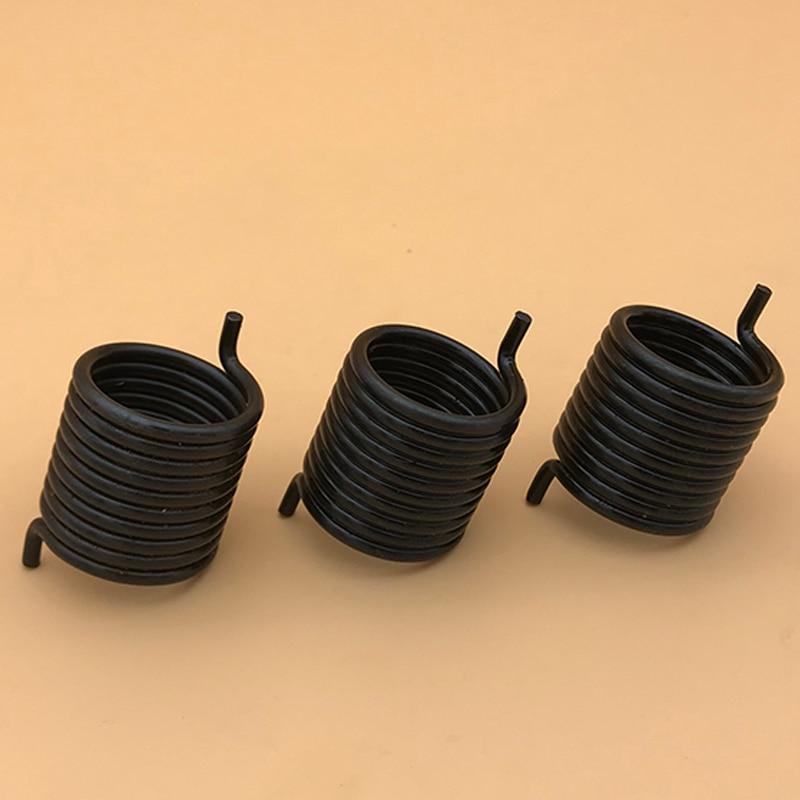 HUNDURE 3Pcs/lot Recoil Starter Spring For HUSQVARNA 137 137E 142 142E 235E 240E Chainsaw Spare Parts