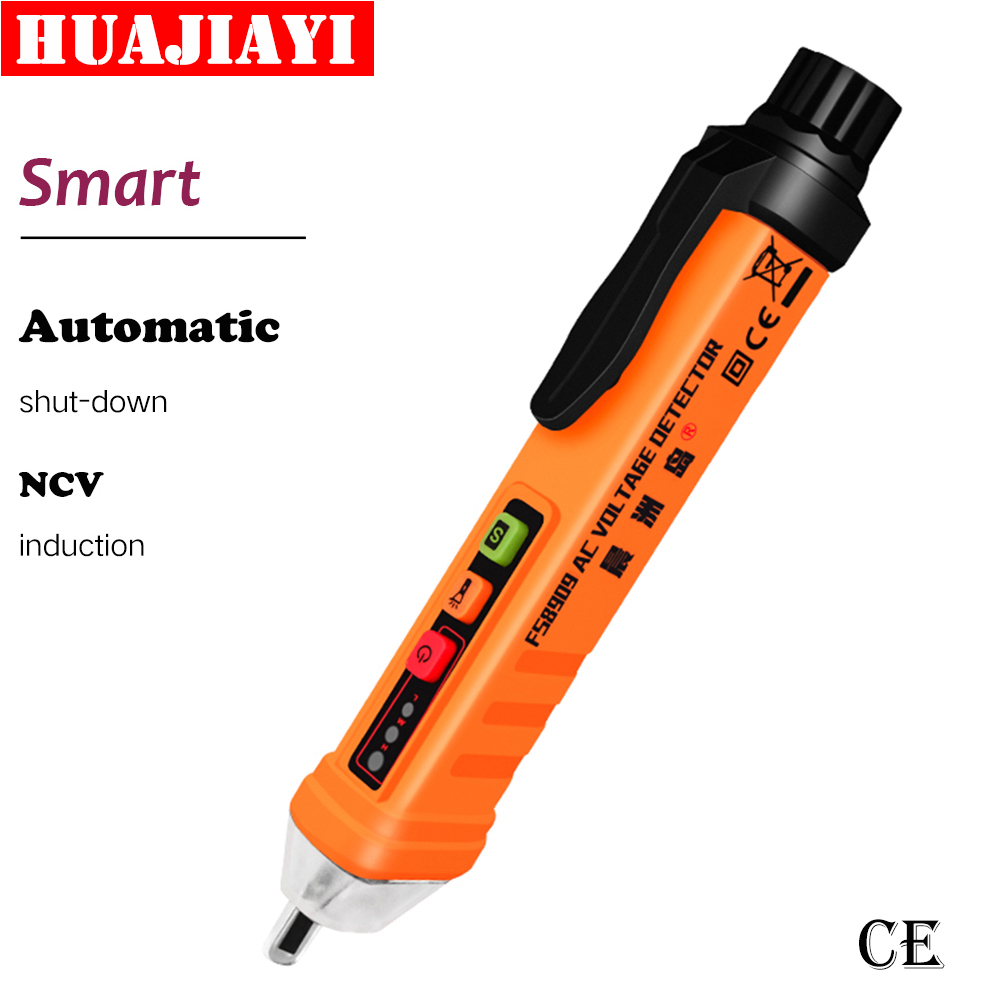 Upgraded Test Pencil 20-1000V Non-Contact NCV Intelligent Electric Tools Tester Pen Detector Current Voltage Indicator Meter
