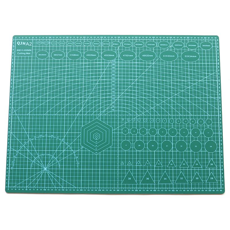 Professional PVC Cutting Pads A1 A2 A3 A4 A5 Cutting Board DIY Leather Craft Carving Punching Essential PVC Mat Supplies Tool-0