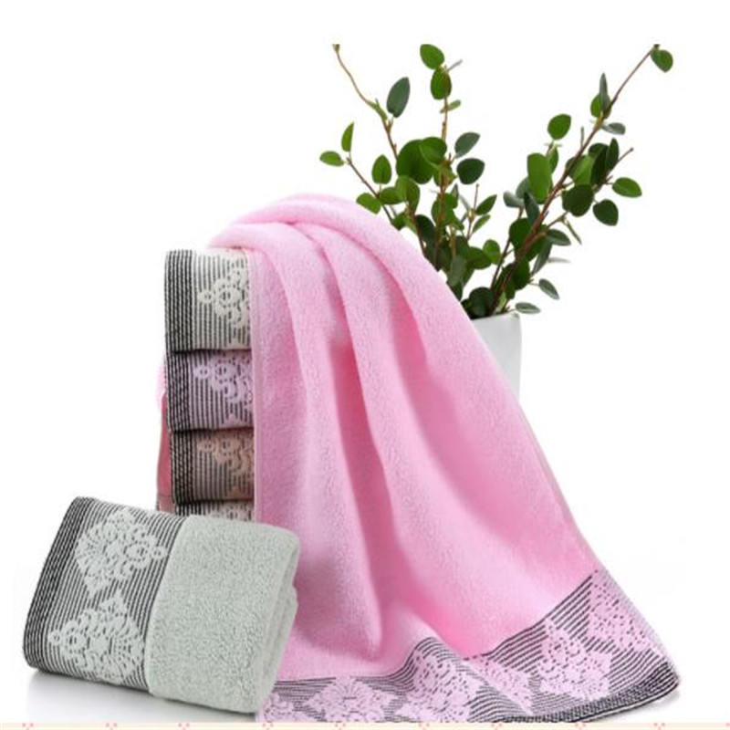 More Pure Cotton Jacquard European High-grade Gift Custom Home Washs A Face Towel Wipes 0041