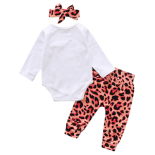 Happy Valentine's Day Baby Girl Outfits Set