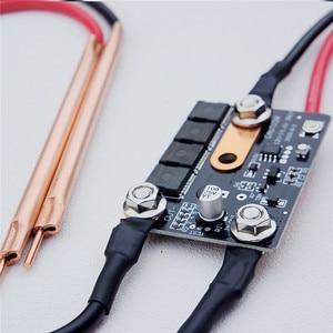 Image 3 - Portable 12V Battery Energy Storage Spot Welder Machine PCB Circuit Board DIY Soldering Pen Model PCB Circuit Board