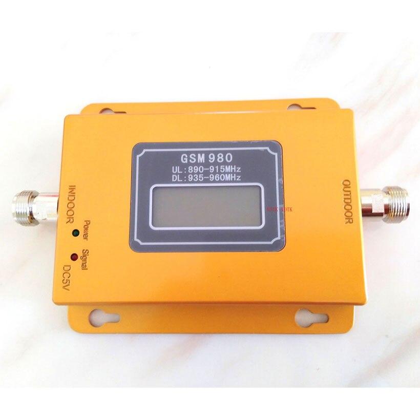 VOTK 70dbi GSM ретранслятор сигнала Мобильный GSM усилитель сигнала 20dbm ЖК-дисплей сотовый телефон усилитель сигнала с внутренним anten