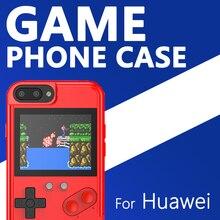 Funda para Huawei P30 Pro P20 Plus Mate 20 30 Color, funda de lujo Retro Tetris para teléfono Honor 20 8x9 Nova 3 4 5
