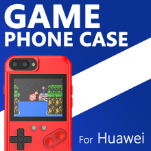 Video Game Boy Case for Huawei P30 Pro P20 Plus Mate 20 30 Color Luxury Retro Tetris Phone Cover for Honor 20 8x 9 Nova 3 4 5