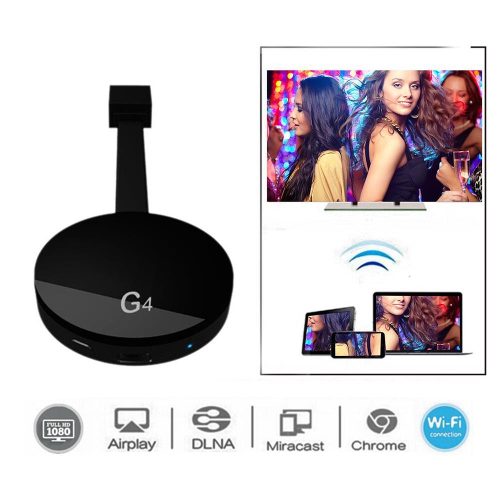 G4  Chrome Cast Ultra 4K Digital Media Video Stream HDTV WiFi HDMI