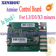 Asic miner Bitmain Antminer L3+ D3 X3 Control Board Motherboard For Replace Bad Board Of ANTMINER l3 L3+ D3 X3