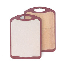vegetable cutting board Canyon fiber thickening double-sided whole bamboo board and whole bamboo board 3 double sided glass fiber prototyping pcb universal board 12 piece pack
