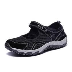 Обувь для мам; Женская Удобная спортивная обувь с мягкой подошвой для пожилых людей; Нескользящая дышащая прогулочная обувь для среднего