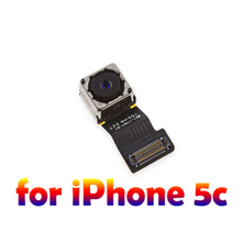 100% Tested Back Camera For Iphone 5c Rear Camera With Flex Cable Facing Model 100% Tested Cell Phone Parts For Iphone 5c