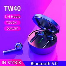 Earphone Touch Control Earbuds Bluetooth Earphones Wireless Mini Headphones with Microphone Gaming Headset bluedio v victory high end wireless bluetooth headphones pps12 drivers smart touch design over the earphones with microphone