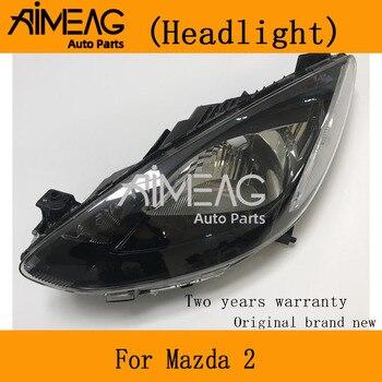 Made for Mazda 2 Headlamp Assembly. Headlight Assembly.