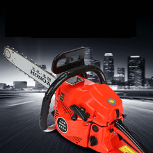 Chain-Saw Gasoline Portable Small Logging Household High-Power