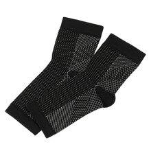 Лидер продаж OUTAD спортивный угол для ног Анти-усталость компрессионный рукав на ногу унисекс упражнения Бег Баскетбол анти-носок против усталости хорошо продается