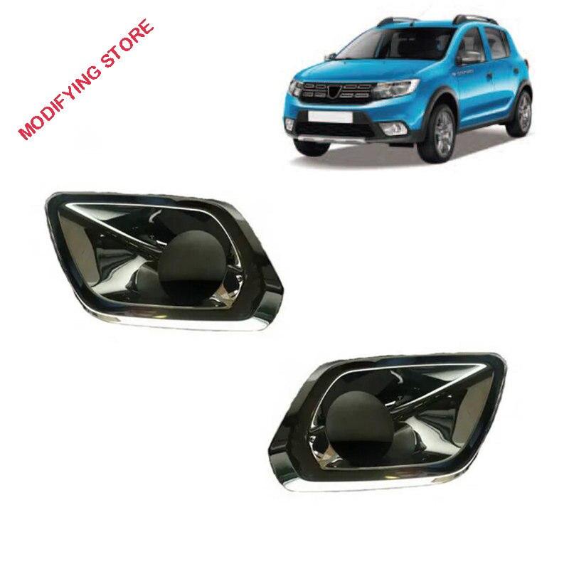 In Acciaio Inox Interni Centro Console Gear Shifter Copertura Decorativa Trim Per Renault Dacia Logan Ii Sandero 2