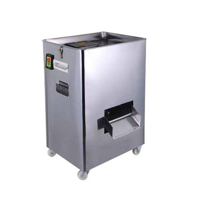 Commercial Vegetable Cutting Equipment Stainless Steel  Sliced Potato Ginger Carrot Shredder  Food Processor Kitchen Appliance