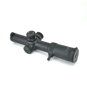 Image 2 - Visionking 1 8x26 Rifle Scope First Focal Plane Mil dot Precision Hunting Sight