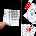 Инструмент для снятия гель-лака с ногтей многофункциональные хлопковые безворсовые салфетки для УФ-геля, бумажные салфетки, средство для у...
