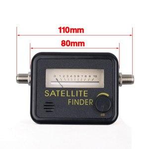Image 2 - Medidor de satélite digital, ferramenta ponteiro de sinal de tv digital fta lnb satv para caixa de tv