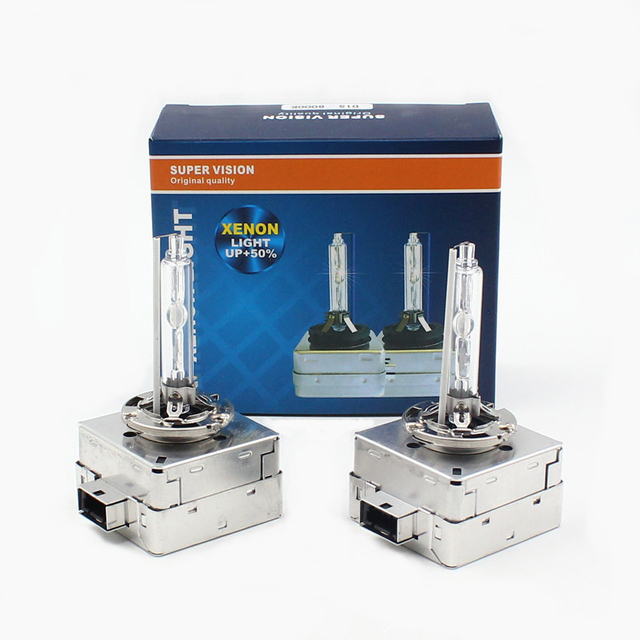 D1C D1R D1S HID xenon headlight bulb 4300K 5000k 6000K 8000K 10000k D1S Xenon HID Bulbs for car lights xenon headlights