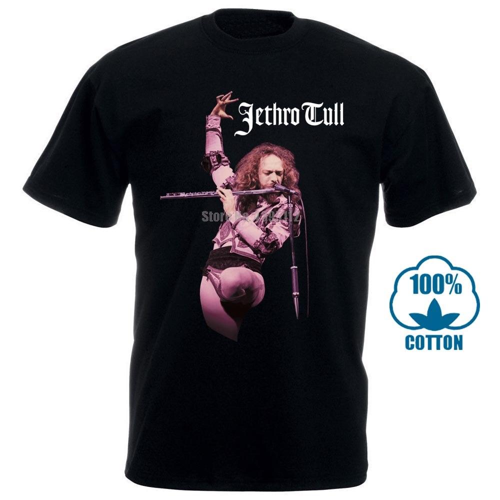Jethro Tull T Shirt Flute Official Merchandise