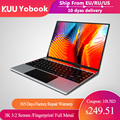 Laptop KUU YoBook, Metal, 13.5