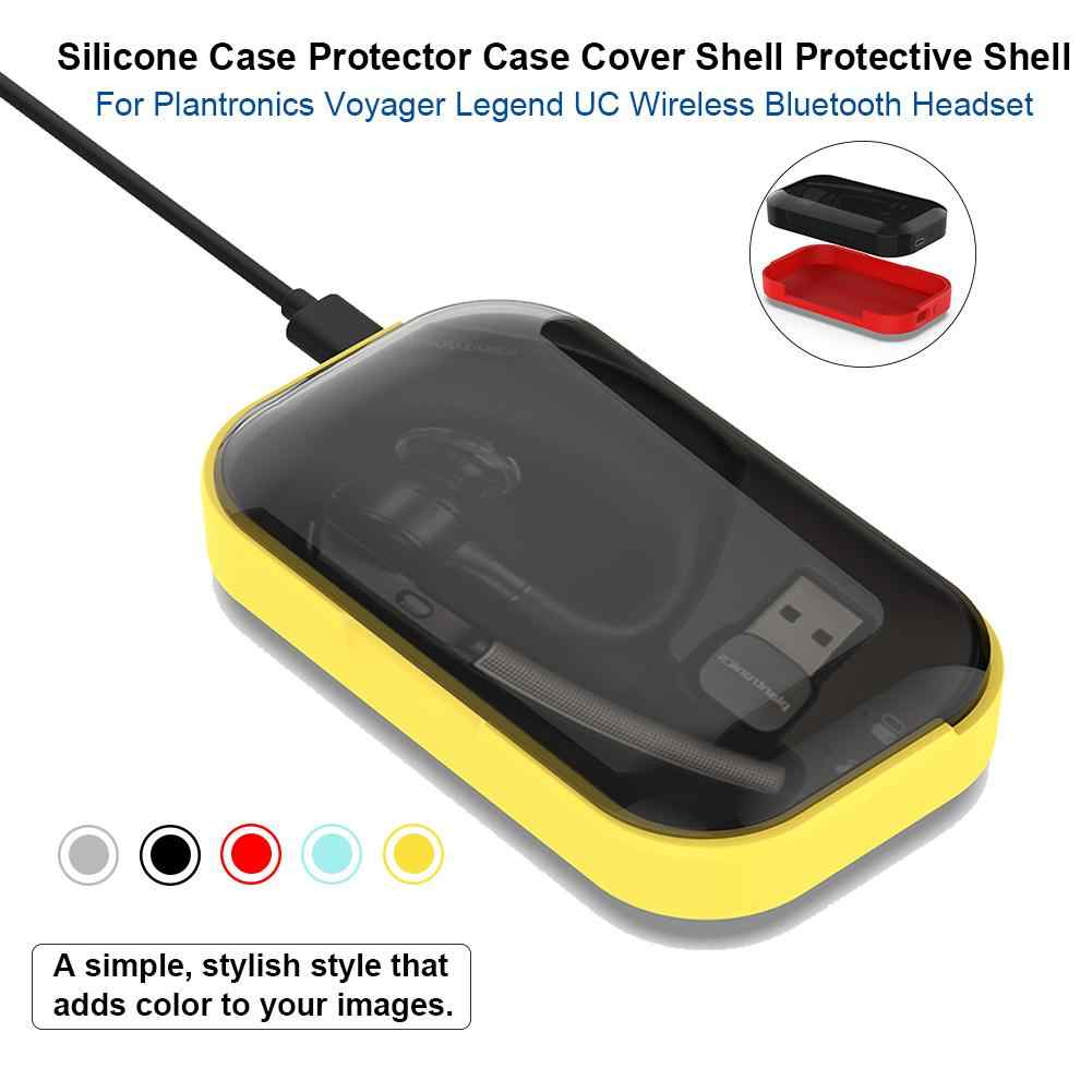 Silicone Case Protector Case Cover Shell Protective Shell For Plantronics Voyager Legend Uc Wireless Bluetooth Headset Aliexpress