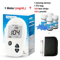 mg dL Meter kit 100