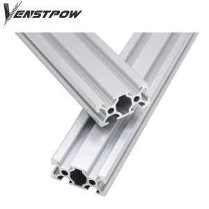 CNC 3D Printer Parts 2040 Aluminum Profile European Standard Anodized Linear Rail Aluminum Profile 2040 Extrusion 2040 cnc part