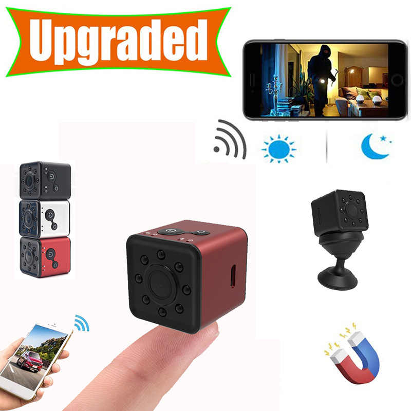 Mini Camera Wifi Cam SQ13 Full Hd 1080P Originele Sport Dvr Recorder Nachtzicht Kleine Action Camera Camcorder Dvr pk Sq23 SQ11