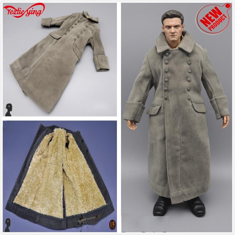 16 skala akcesoria odzież męska wojskowy smok DML WWII